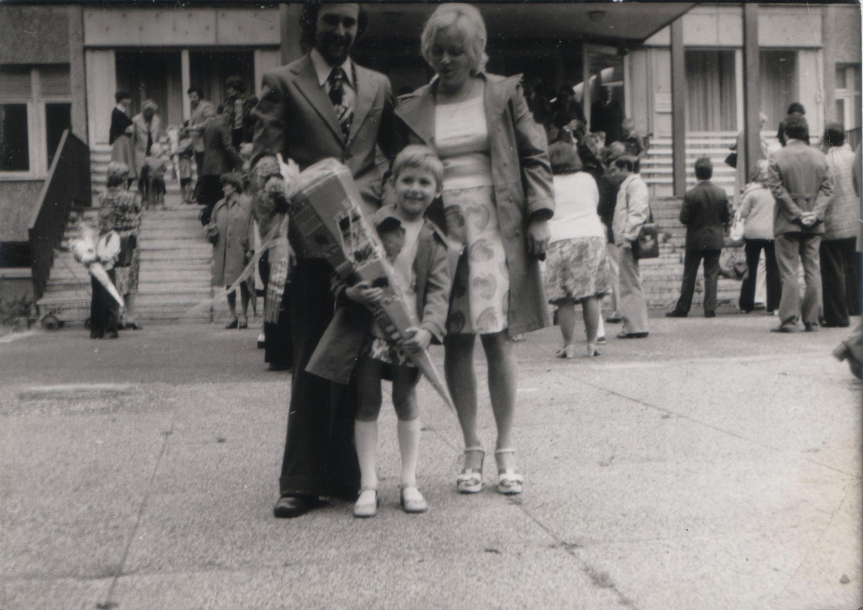 Einschulung1976