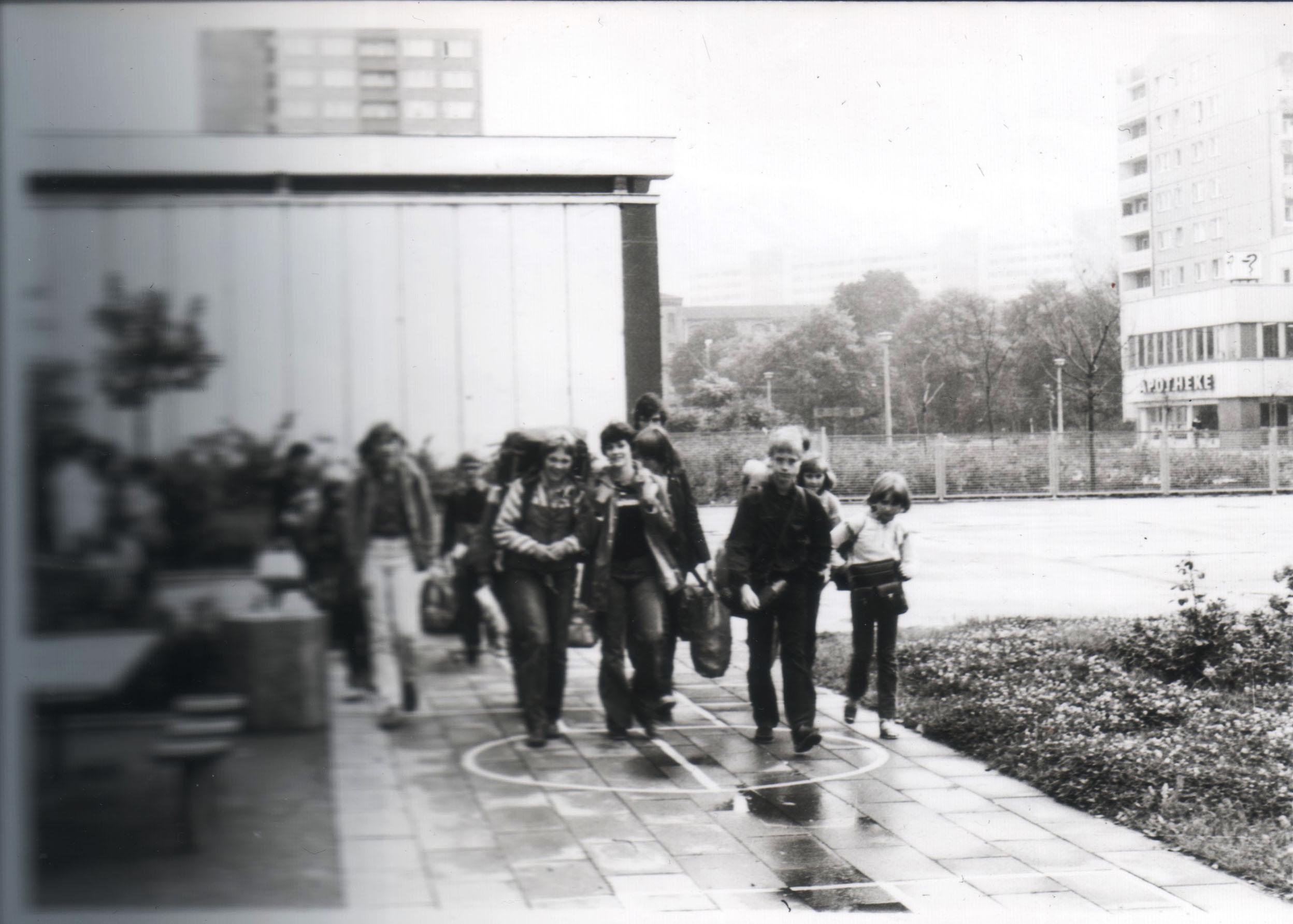 Freundschaftsmarsch_BerlinerSchule_1981