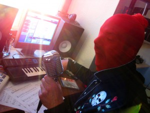 MIKROWELLE im studio